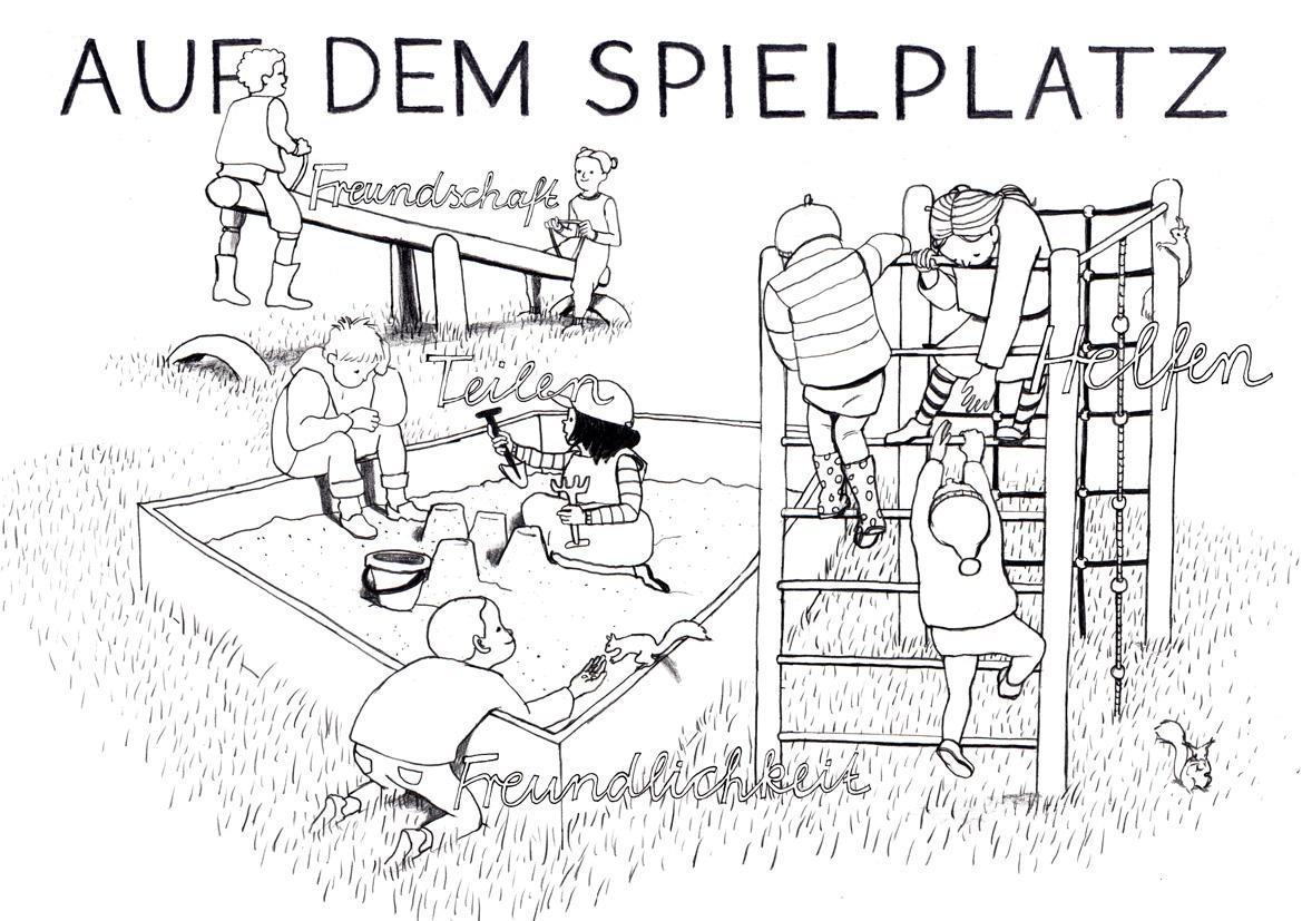 Auf dem Spielplatz_Julia Hoße_FB-Groesse