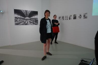 mit Magdalena Kaszba