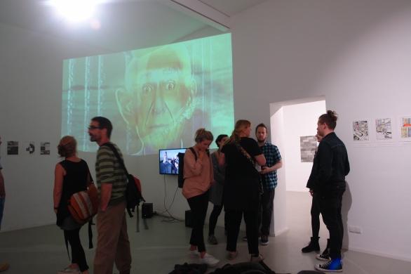 Videoinstallation: nataljusch