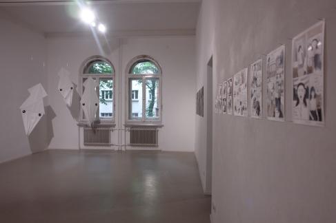 Zeichnungen und Objekte: Magdalena Kaszuba